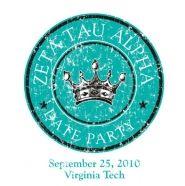 Zeta Tau Alpha Date Party