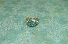 Girl Toddler or Baby Crystal Ring Free shipping by kasual2klassy, $12.50