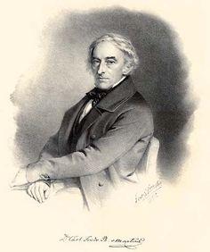 carl friedrich philipp von martius (1794-1868)