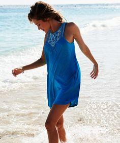 Monyca rocking the Eastshore dress