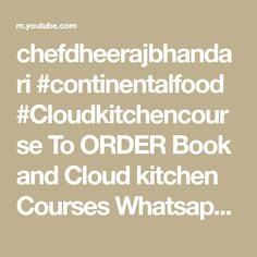 Cloud Kitchen, Order Book, Clouds, Learning, Books, Libros, Studying, Book, Teaching