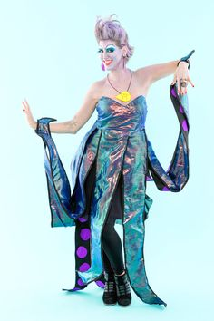 Plus Size Diy Halloween Costume Ideas . 30 Luxury Plus Size Diy Halloween Costume Ideas . Be E the Most Evil Sea sorceress with This Diy Ursula Costume Halloween, Wholesale Halloween Costumes, Bat Costume, Queen Costume, Costume Shop, Halloween Kostüm, Diy Costumes, Costumes For Women, Costume Ideas
