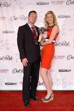 Robert Dotcom Jackson, Melissa Berger and Havanese puppy 'Love' at KC Fashion Week red carpet Social Marketing, Online Marketing, Public Speaking, Love S, Friends Family, Kansas City, Puppy Love, Jackson, Havanese