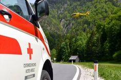 Kapfenberg: Paragleiter stürzte in den Wald ab und schwerverletzt