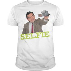 (Deal Tshirt 2 hour) Mr Bean Selfie [Tshirt Sunfrog] Hoodies, Funny Tee Shirts
