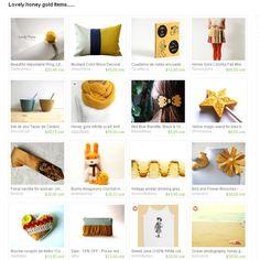 Bonita Treasury color miel