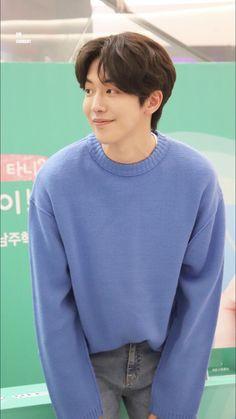 Korean Male Actors, Asian Actors, Korean Fashion Men, Korean Men, Drama Korea, Korean Drama, Weighlifting Fairy Kim Bok Joo, Nam Joo Hyuk Wallpaper, Nam Joo Hyuk Cute