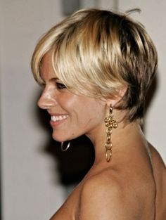 Image result for carryn jack short hair