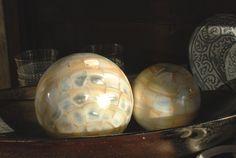 Dekoracyjne kule perłowe