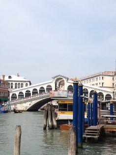 Ponte di Rialto #Venezia