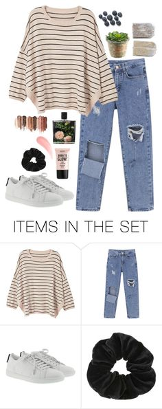 """✧ De・mure ✧--- 8-31-17"" by katiebranstetter ❤ liked on Polyvore featuring art"
