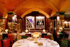 The World of KOTUR: Annabel's, a Bastion of British Chic | Kotur