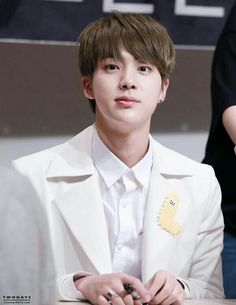handsome jin