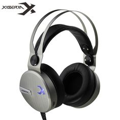 XIBERIA KO Wired Headphones fone Best Gaming Stereo Headset Gamer with Microphone for Computer Game casque audio  EUR 14.48  Meer informatie  http://ift.tt/2fnJ747 #aliexpress