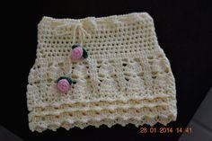 Crochet girls skirt on Etsy, $30.00 AUD
