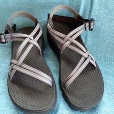 Chaco Yampa sandals! THE best rugged sport sandals that still manage to look cute.