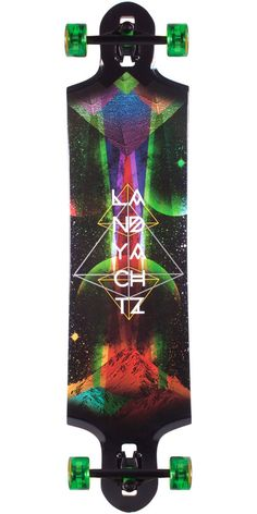 Landyachtz 9 Two 5 Longboard Skateboard Complete - 2013. This is one of the most renowned boards for freeriding! It is a true timeless classic.