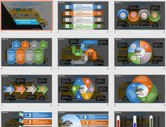 school bus PowerPoint by SageFox