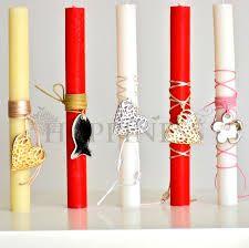 λαμπαδες πασχαλινες - Easter candles