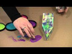 ▶ Art Lesson Vol. 1 with Jane Davenport: Inktense Intensive - YouTube