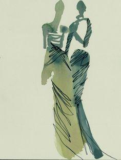 Herrera Kinetic / Bill Donovan illustrations