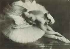 Anna Pavlova - La Mort du Cygne (1911)