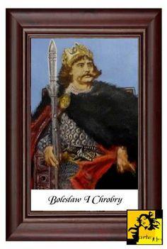 """Jolanta  Motylińska: """"Bolesław I Chrobry"""""""