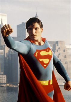 Christopher Reeve in Superman (1978)