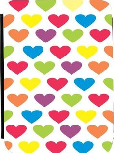 Rikki Knight Rainbow Candy Hearts Barnes and Noble Nook® ColorTM Notebook Case, Leather and Faux Suede by Rikki Knight. $39.99. The Rainbow Candy Hearts Nook Case is made out of Black Leather and Faux Suede and is the perfect accessory to protect your Nook in Style providing the ultimate protection your Nook reader needs. The image is vibrant and professionaly printed. The Rainbow Candy Hearts is truly the perfect gift for yourself or your loved one. DISCLAIMER:- ALl im...