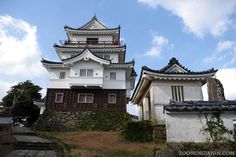 Japanese castles I've visited: #25 Hirado Castle in Nagasaki Prefecture. A lovely castle! More about it here: http://zoomingjapan.com/travel/hirado-nagasaki/