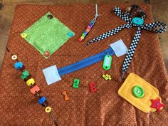 Large Fidget Quilt Sensory Blanket for Alzheimer's, Dementia, Stroke, Nursing Home, Hospital Patients, Autism  - The Fairy Felt Mother - Etsy