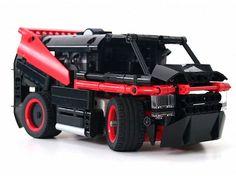 Fully functional LEGO A-Team VAN @Sunshine Barkhurst