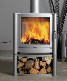 Firebelly FB2 Double Sided Wood Burning Stove- 12kw
