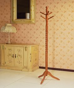 Lovely Standing Hall Tree