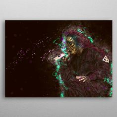 Corey by Abraham Szomor | metal posters - Displate
