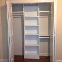 Ikea Kallax Closet
