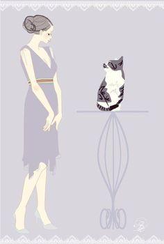 Takako Original #illust #illustration #fashionillustration #Takako