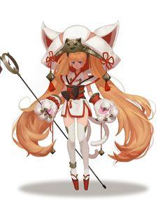 ArtStation - character design, ryu bj