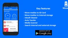 Best Android App for Data Transfer from SD Card to Phone and Mobile to SD Card: MOVEIT APK