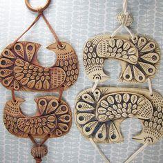 new ceramics work by Dancing Kangaroo, via Flickr