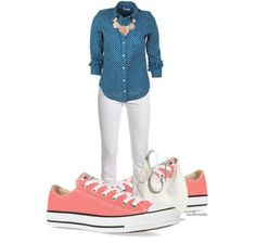 Summer converse style