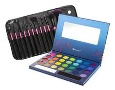World Cup Steal (Take me to Brazil + 12pc Berry Brush Set)