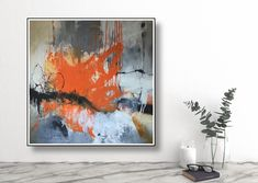 Acryl auf Leinwand 140 x 140 cm 2020 Martina Furk Art