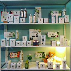 Got risers for my #eminenceorganics shelf! What do you guys think?  #skincare #organic  #masquebymask #fortcollins