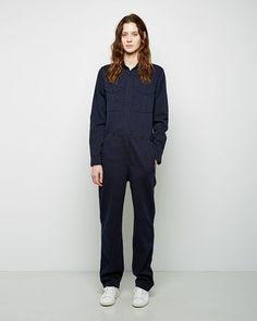 Isabel Marant Etoile warren jumpsuit aw14 @ wendelavandijk.com