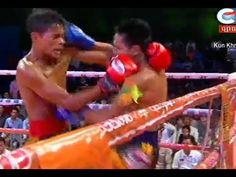 Khmer Boxing, Lao Chantrea Vs. Thai, CTN Boxing, 12 September 2015