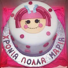 Lalaloopsy Cake!