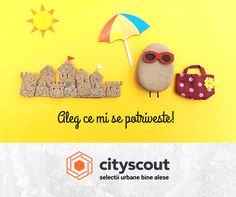 Discover www.cityscout.ro   music, art, movies and party  #scouter #descoperacityscout