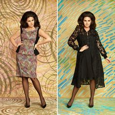 Hey, Plus-Size Fashionista! Isabel Toledo's Fourth Lane Bryant Collection Hits Stores Next Month from InStyle.com