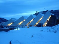 Polaria, Tromso - by Pablo Alejandro Araujo Granda:Flickr